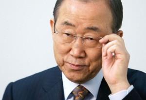 Ban Ki-moon (--Sputnik/ AP/ Martin Mejia)