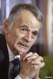 Mustafa Dzhemilev (--economist)