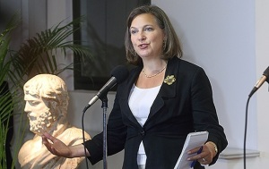 Victoria Nuland, Skopje, July 13, 2015 (--independent.mk)