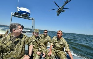 Ukraine marines sent to Mariupol