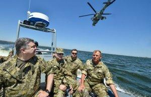 Ukraine marines sent to Mariupol