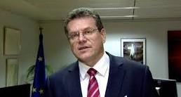 European Commission VP Maroš Šefčovič (--article.wn.com)