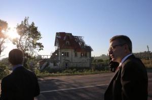 Geoffrey Pyatt visits Donetsk Oblast