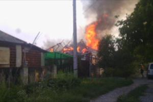 Oktyabrsky settlement Aug 12