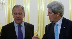Sergei Lavrov, John Kerry