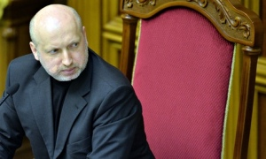 Olexandr Turchynov (--Sergei Supinsky/AFP/Getty Images)
