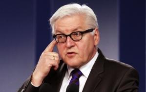Frank-Walter Steinmeier (--Reuters)