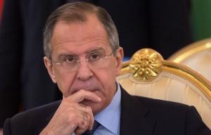 Sergey Lavrov (--TASS/Ilya Pitalev)