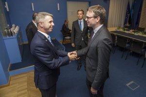 Robb Wittman, Sven Mikser, Aug 7, 2015 (--kaitseministeerium.ee)
