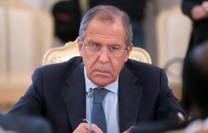 Sergei Lavrov (--Mikhail Metzel/TASS)