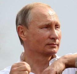 Vladimir Putin, Sevastopol, 9-12-15 (--Sandra Mordovats/Getty)
