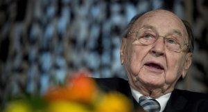 Hans-Dietrich Genscher (--Sputnik/AFP/ANP)