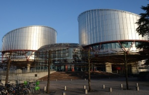 European Court of Human Rights, Strasbourg (--EPA/Patrick Seeger)