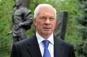 Nikolay Azarov (--.segodnya.ua)