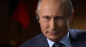Vladimir Putin (--CBS News)