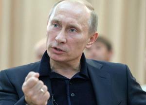 Vladimir Putin (--twitter)