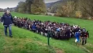 Muslim Invasion, Slovenia (–therealside.com)