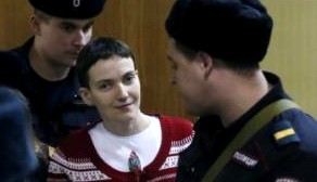 Nadezhda Savchenko (--iol.co.za)