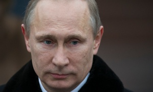 Vladimir Putin (-- Photo --minutemannews.com)