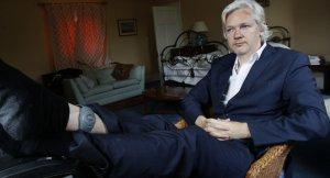 Julian Assange (--Sputnik/AP)