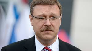Konstantin Kosachev, Moscow enemy of Donbass Republics (photo --rt.com)