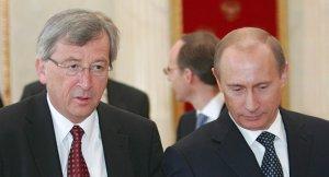 Jean-Claude Juncker, Vladimir Putin (--Sputnik/ Vladimir Rodionov)