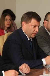 Alexander Zakharchenko, Sep 20, 2015