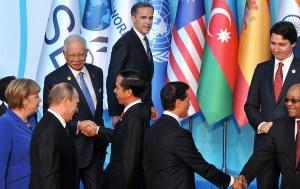 G20, Turkey, Nov 16, 2015 (--astroawani.com)