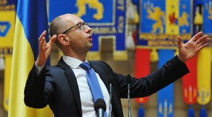 Arseney Yatsenyuk (--SCF)