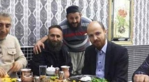 Erdogan's son lunches with ISIS