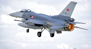 Turkish Air Force F-16 (-- Flickr/UK Ministry of Defence)