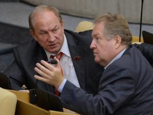 Valery Rashkin, Sergey Obukhov (--RIA Novosti/Vladimir Fedorenko)