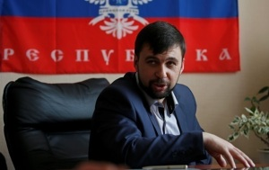 Denis Pushilin (--Novorossia Today)