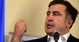 Mikhail Saakashvili (--Sputnik/AFP/Vasily Maximov)