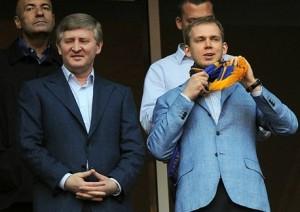 Rinat Akhmetov, Sergey Kurchenko (--ukraine-truth.com)