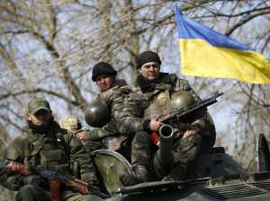 Ukrainian troops (--euromaidanpress)