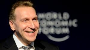 Igor Shuvalov (--sbs.com.au)