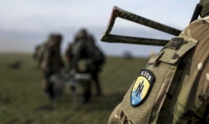 Azov Battalion (--Reuters)