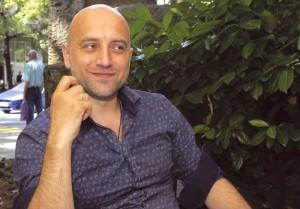 Zakhar Prilepin (--Pushkinhouse.org)