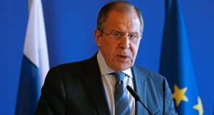 Sergei Lavrov (--Reuters/Jacky Naegelen)