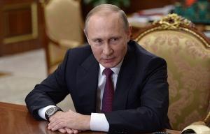 Vladimir Putin (--Alexei Nikolskiy/Russian Presidential press/TASS)