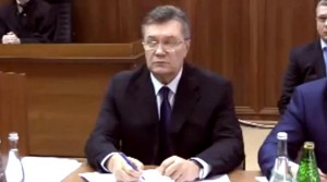 Viktor Yanukovych interview, session hall, Rostov-on-Don, November 28, 2016
