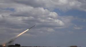 Ukrainian missile test, September 2016