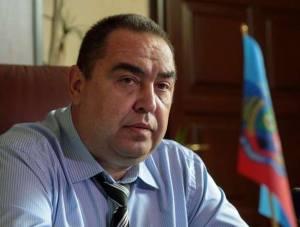 LPR President Igor Plotnitsky