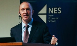 Carter Page (--http://en.news-front.info/2016/10/17/trump-advisor-carter-page-slams-arrogant-us-foreign-policy/)
