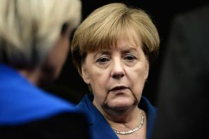 Angela Merkel (--Le Monde)