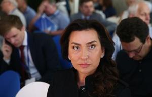 Ksenia Sokolova (--Stanislav Krasilnikov/TASS)
