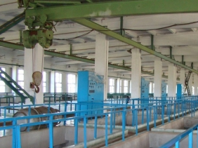 Donetsk Filtering Station Feb 7, 2017 (--DONi News)