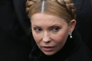 Yuliya Tymoshenko (--Sean Gallup/Getty Images)